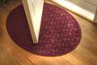 Dogwood Leaf Oval Mat