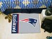Logo Fan Mat New England Patriots