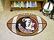 THE Mat for A True Fan! FloridaStateUniversity.