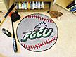 THE Mat for A True Fan! FloridaGulfCoastUniversity.