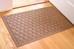 Honeycomb Welcome Mat