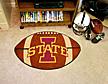 THE Mat for A True Fan! IowaStateUniversity.