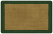 Jute Box Hero Green Mat