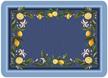 Limoncello Blue Mat