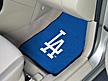 Logo Fan Mat Los Angeles Dodgers
