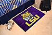 Logo Fan Mat Louisiana State Sports