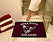 THE Mat for A True Fan! MesaStateCollege.