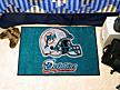 Logo Fan Mat Miami Dolphins