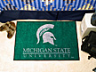 THE Mat for A True Fan! MichiganStateUniversity.