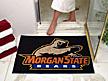THE Mat for A True Fan! MorganStateUniversity.