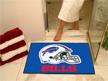 Logo Fan Mat Buffalo Bills