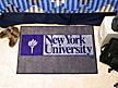 THE Mat for A True Fan! NYU.