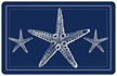 Nautical Sea Star Mat