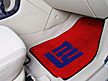 Logo Fan Mat New York Giants