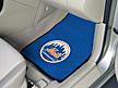 Logo Fan Mat New York Mets
