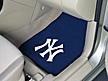 Logo Fan Mat Yankees