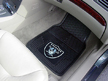University Logo Fan Mat Raiders