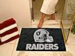 THE Mat for A True Fan! OaklandRaiders.