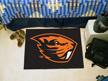 Logo Fan Mat Oregon State Sports