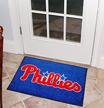 Logo Fan Mat Philadelphia Phillies