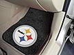 Logo Fan Mat Pittsburgh Steelers