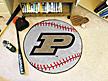 THE Mat for A True Fan! PurdueUniversity.
