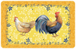 Rooster Gold Mat