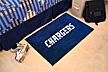 THE Mat for A True Fan! SanDiegoChargers.