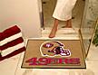THE Mat for A True Fan! SanFrancisco49ers.