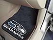 Logo Fan Mat Seattle Seahawks