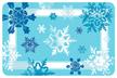 Snowflakes Mat