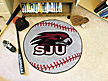 THE Mat for A True Fan! St.Joseph'sUniversity.