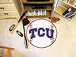 THE Mat for A True Fan! TexasChristianUniversity.
