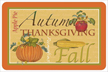 Thanksgiving Poster Mat