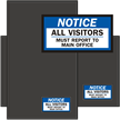 WaterHog™ Safety Message Mat onmouseover =