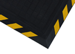 Anti-Fatigue Modular Linkable Middle Tile Floor Mat