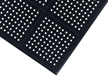 Comfort Flow HD Workstation Mat with Holes