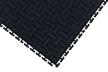Comfort Scrape Slip-Resistant Interlocking Middle Tile Mat