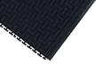 Welding Safe Interlocking Side Tile Mat Without Holes