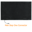 Melt Step Mat With One Connector