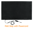 Melt Step Mat With Powercord