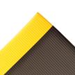 Razorback Mat With Dyna-Shield - Black/Yellow