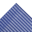 4' x 40' - Safety Grid Mat - Blue (in Rolls)