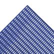 4' x 4' - Safety Grid Mat - Blue