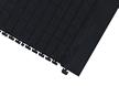 Slip-Resistant Linkable Grit Side Tile Floor Mat