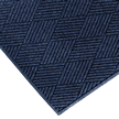 WaterHog Fashion Diamond Indoor Mat With Fabric Border