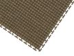 Waterhog Modular Tile Square Wiper Mat, 4 Tiles/Case