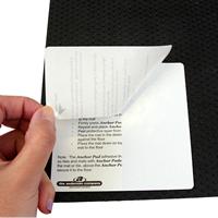 Anchor Pad Adhesive Squares for Modular & Carpeted Mats
