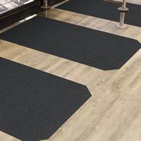 Stride Plush Slip-Resistant Disposable Carpet