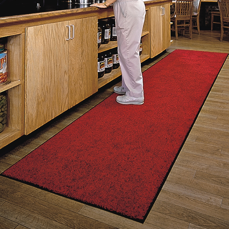 How To Clean Commercial Kitchen Mats